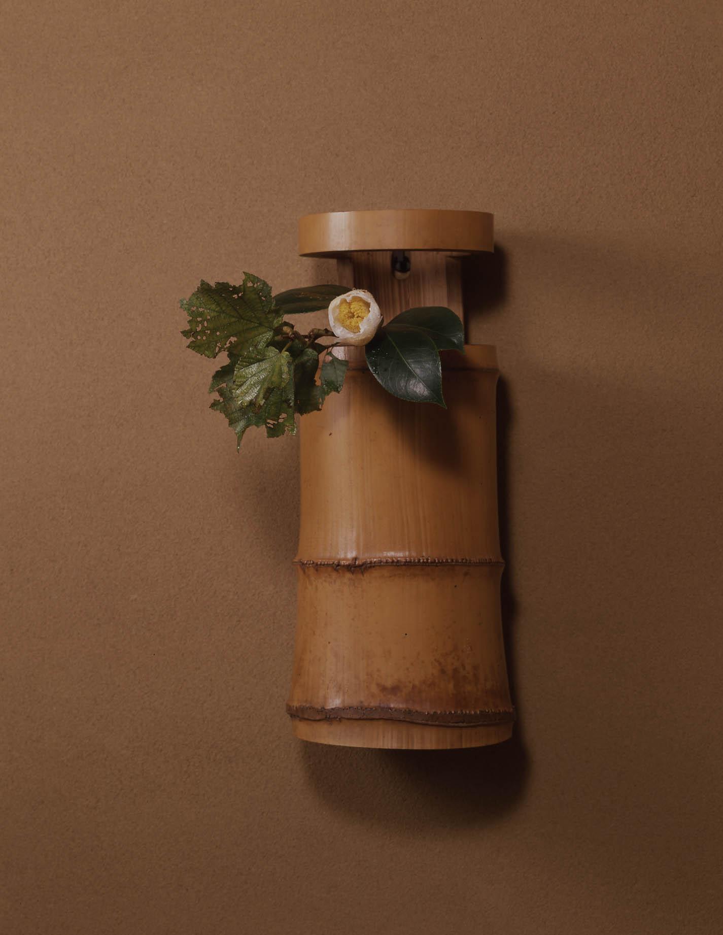 【今月の茶花】 11月の茶花