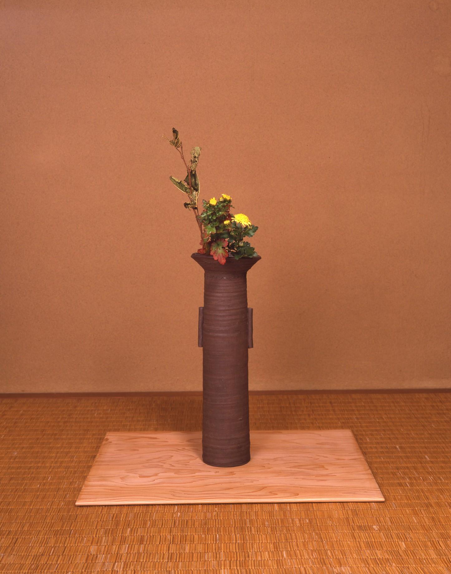 【今月の茶花】 12月の茶花
