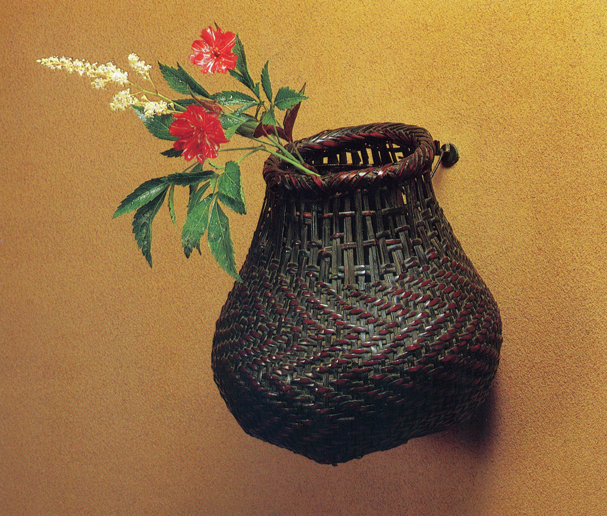 【今月の茶花】平成30年08月の茶花
