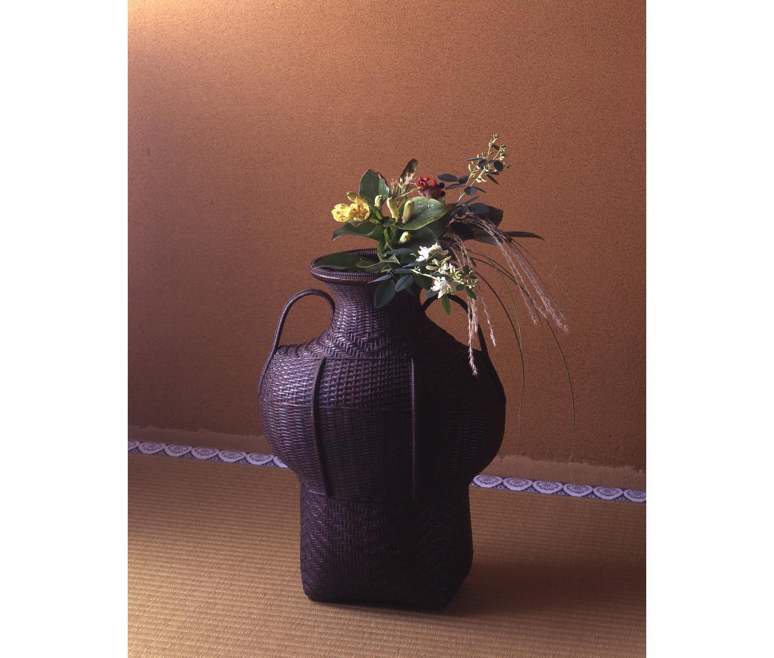 【今月の茶花】平成30年10月の茶花