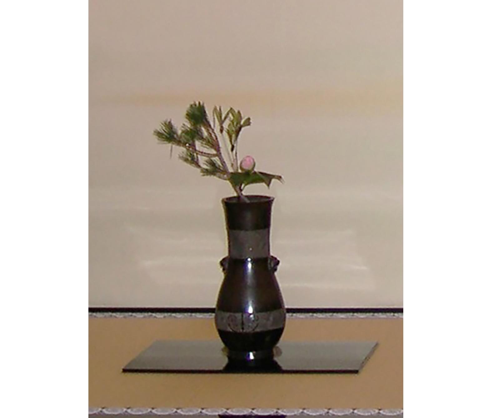 【今月の茶花】令和2年01月の茶花
