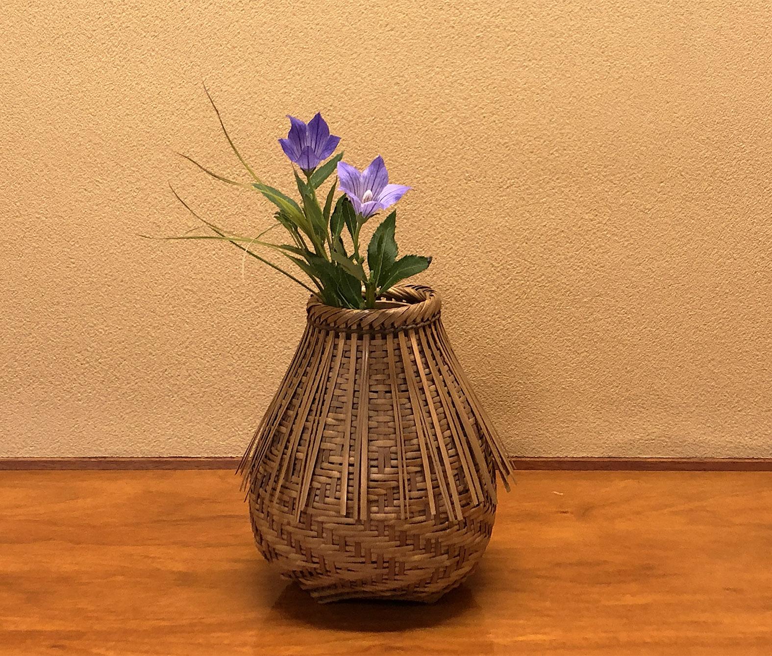 【今月の茶花】令和2年08月の茶花